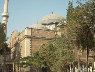 about zagnos pasa mosque and its kulliye