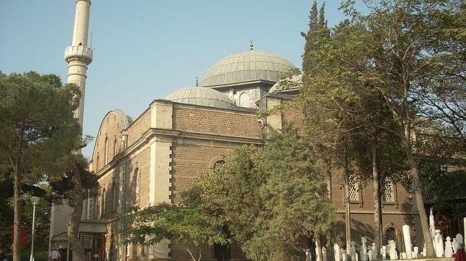 o džamiji zagnos pasa in njenem kulliye
