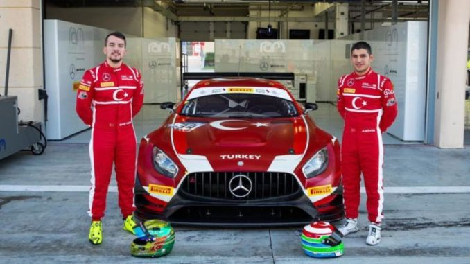 Turkish driver Salih Yoluç made history at Le Mans in 24 hour races!