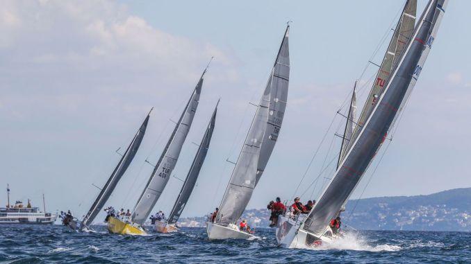 5. Mermaid Women's Sailing Cup Champion Announced