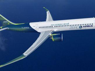 Airbus Announces New Zero Emission Concept Aircraft
