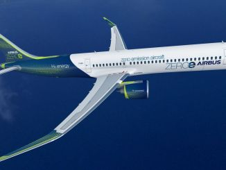 Airbus Announces New Zero Emission Concept Aircraft