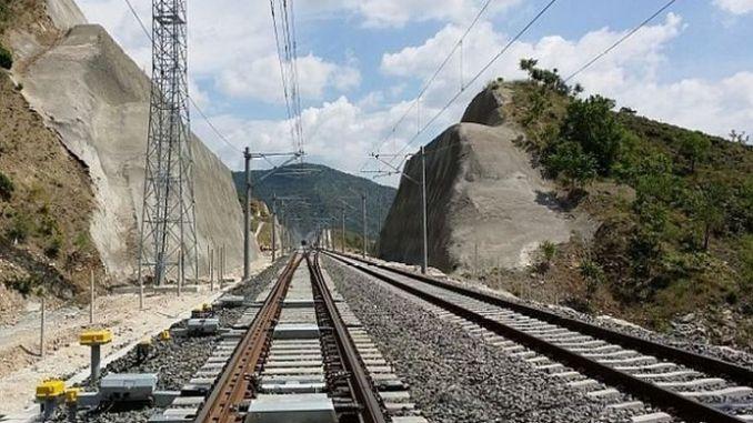 Ureditev naklona pobočja na prelomih v progi Alayunt Balıkesir Razpisni rezultat