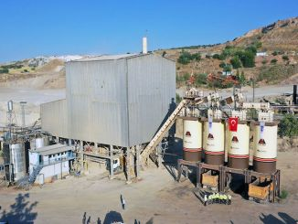 Ankara Metropolitan Increases Asphalt Production Facilities