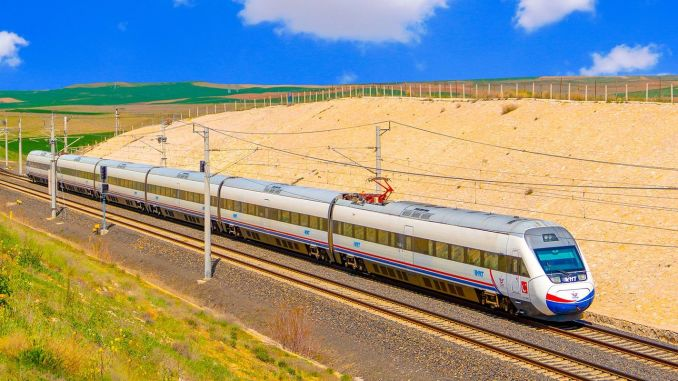 Ankara Sivas YHT Line Has Reached The Last Stage