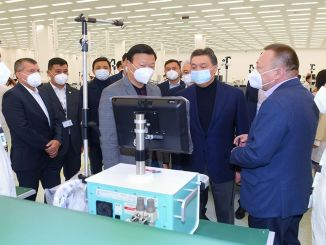 ASELSAN to Manufacture Respirators for Kazakhstan