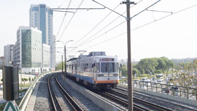 Ataköy İkitelli og lufthavnens metrolinjer integreres i Yenibosna