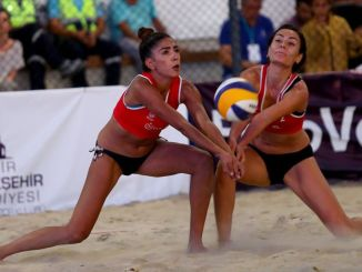First Day Matches of European Beach Volleyball Championship Starts Tomorrow in Selçuk