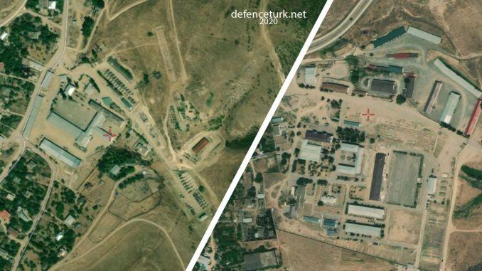 Kutsu Azerbaidžanin armeijasta antautumaan Armenian varuskunnalle Agdereen