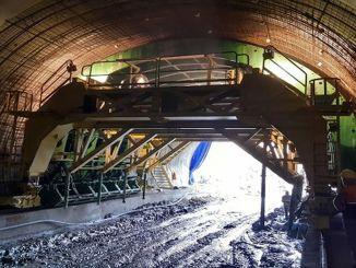 Karaismailoğlu miniszter megvizsgálta a Salarha-alagutat