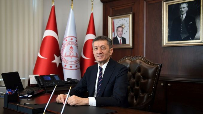 Minister Selçuk Explained Details of Face-to-Face Training to Begin on September 21