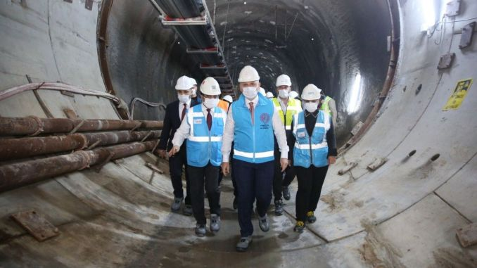 Başakşehir Kayaşehir Metro Line Will Be In Service After 18 Months