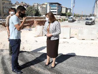Mayor Şahin Started His Weekday Shift with GAZIRAY Examination