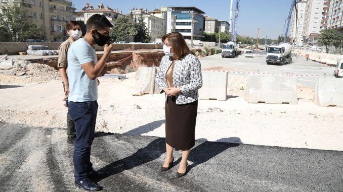 Borgmester Şahin startede sin ugedagsskift med GAZIRAY-eksamen