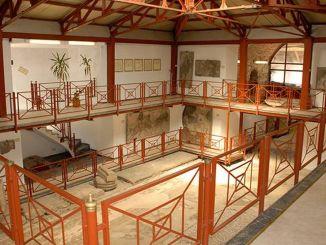 พิพิธภัณฑ์ Great Palace Mosaics