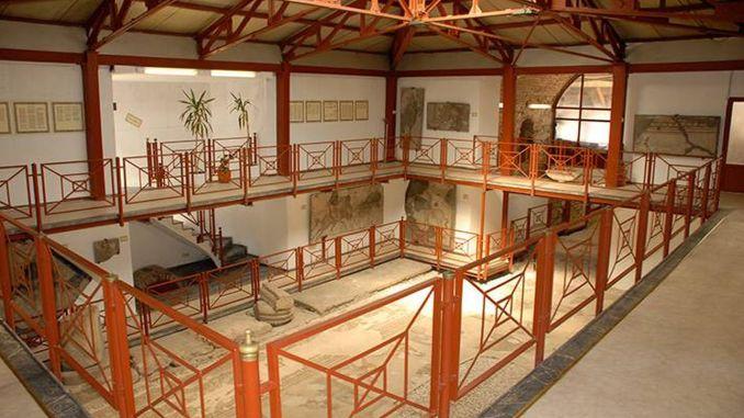 Музей на мозайките на Големия дворец