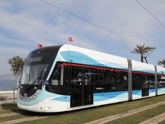จะซื้อรถราง 42 คันสำหรับระบบรถไฟฟ้ารางเบาÇiğli