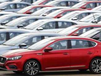 China Sets Auto Sales Record for Last Two Years in August