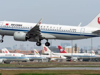 China Reached Pre-Pandemic Level with 13 Flights Daily