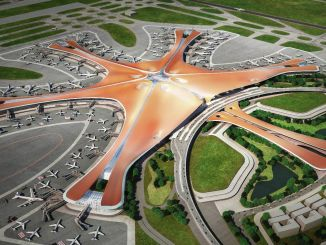 สนามบินต้าซิงมีผู้โดยสารเกิน 10 ล้านคนในช่วงที่มีการแพร่ระบาด