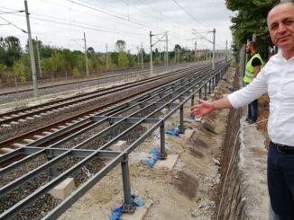 متى ستفتح محطة قطار ديربنت؟