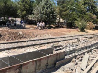 פרויקט הקיר בן 12 הקילומטרים שיחלק את דיארבקיר לשניים הועבר לפרלמנט