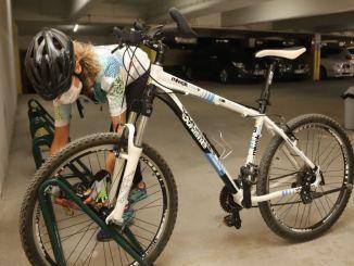 Новое приложение для велосипедистов в Эскишехире