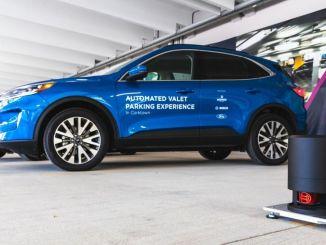 Ford, Bosch i Bedrock uvode autonomnu uslugu Vale