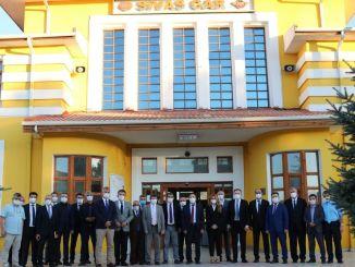 ผู้จัดการทั่วไปYazıcı: 'Sivas เป็นเมืองที่สำคัญมากสำหรับภาครถไฟ'