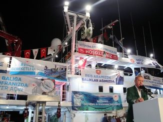 2020-2021 Fisheries Hunting Season Opened in Giresun Port with a Ceremony