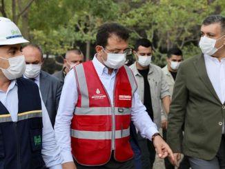 """İmamoğlu, aki vizsgálatokat végzett Haramidere-ben: """"Megvan a megoldás"""""""