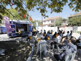 IMM Gives Covid-19 Training in Every Corner of Istanbul