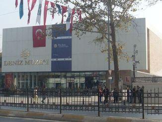 イスタンブール海軍博物館について