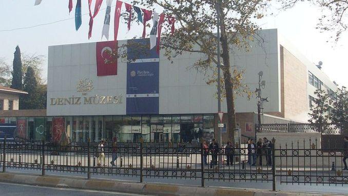 За Военноморския музей в Истанбул