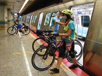 Istanbul's Subways Are Now Bicycle Friendly