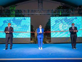 Izmir International Fair เปิดเป็นครั้งที่ 89