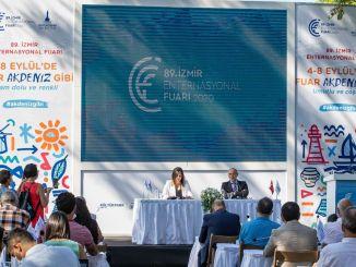 預防流行的伊茲密爾國際博覽會開幕