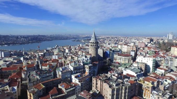 The Risky Building Problem of the Whole Istanbul Can Be Solved With Kanal Istanbul Budget
