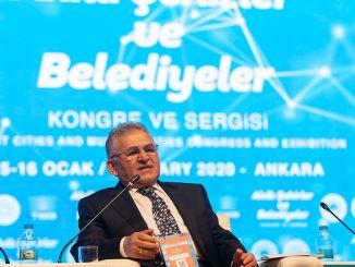 Kayseri Metropolitan เป็นตัวอย่างสำหรับเมืองอัจฉริยะ