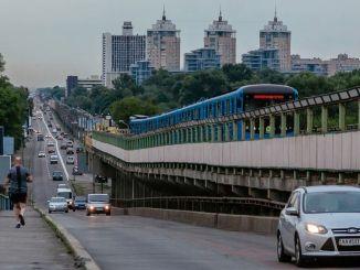 سيتم شراء 50 عربة مترو جديدة في كييف بقرض EBRD