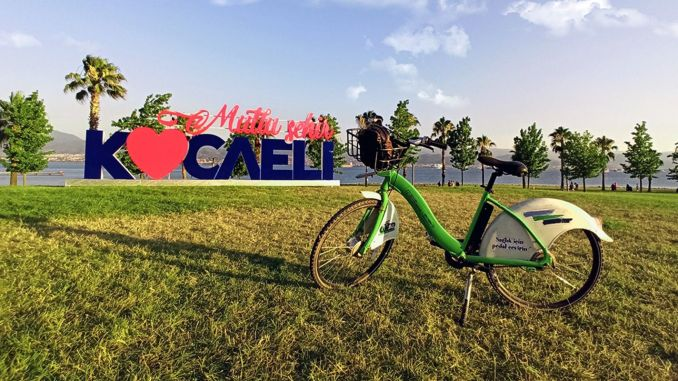 Kocaeli Smart Bicycle System 'KOBİS' Becomes a Family of 150 Thousand People