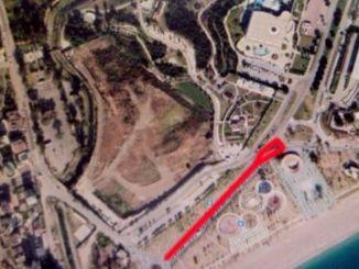 תיקון של יומיים בכביש החוף של קוניאלטי