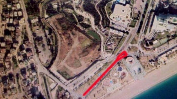 2-Day Repair in Konyaaltı Coastal Road