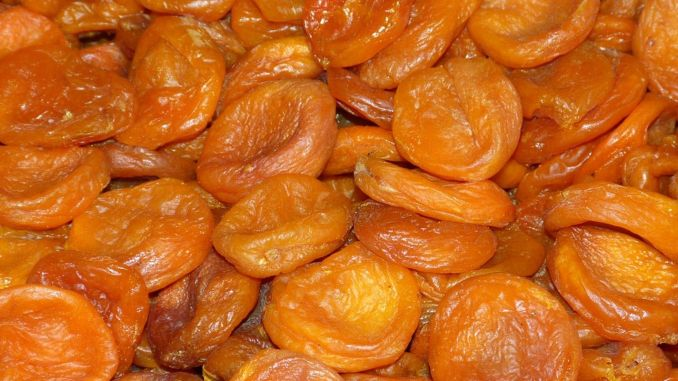 Dried Apricot Purchase Prices Have Been Determined
