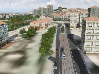 The First Step was Taken for the Kuruçeşme Tram Line