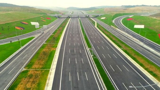 Another Tender for the Northern Marmara Motorway