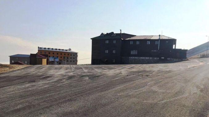 A Ladik Akdağ síközpont új beruházásokkal készül a téli szezonra