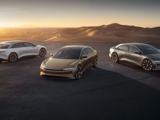 Se presenta Lucid Motors Electric Car Air