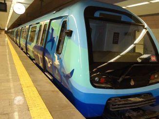 Metro Mahmutbey Mecidiyeköy opent op 29 oktober