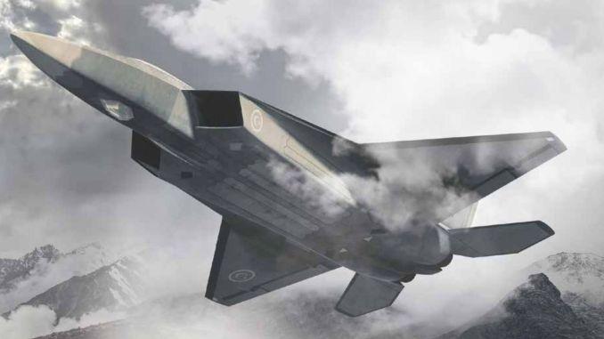 """القوة السرية للطائرات القتالية الوطنية """"ضعف الرؤية"""""""